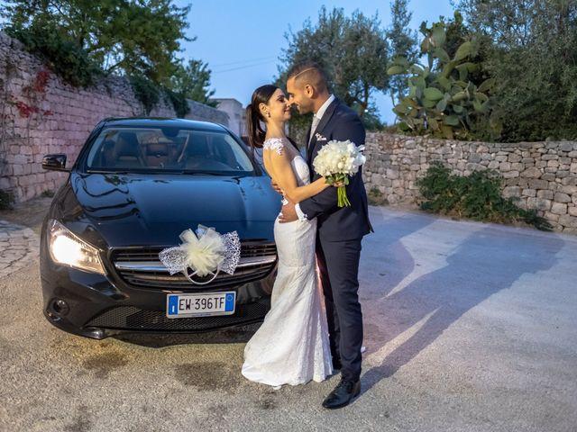 Il matrimonio di Emanuele e Stefania a Modica, Ragusa 28