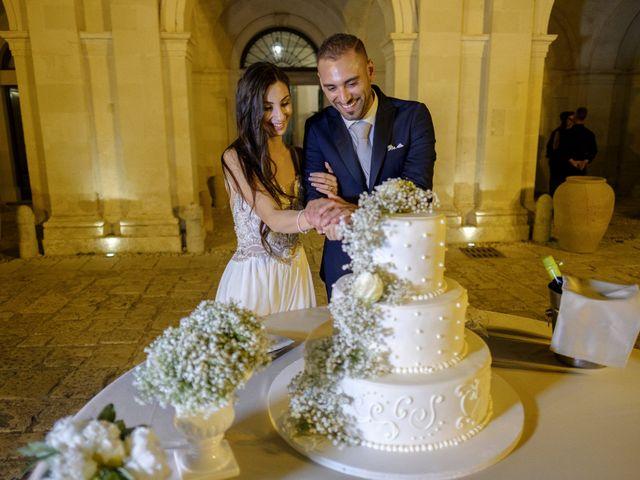 Il matrimonio di Emanuele e Stefania a Modica, Ragusa 35