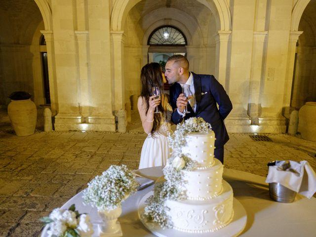 Il matrimonio di Emanuele e Stefania a Modica, Ragusa 36