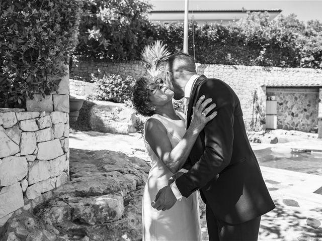 Il matrimonio di Emanuele e Stefania a Modica, Ragusa 32