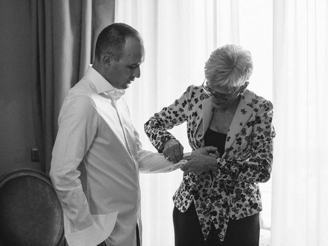 Il matrimonio di Marcello e Elisabetta a Angera, Varese 8