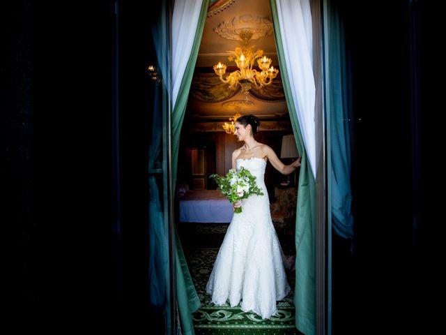 Il matrimonio di Marcello e Elisabetta a Angera, Varese 17