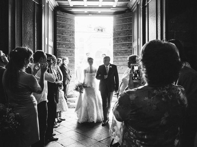 Il matrimonio di Marcello e Elisabetta a Angera, Varese 29