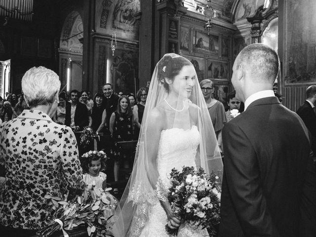 Il matrimonio di Marcello e Elisabetta a Angera, Varese 31