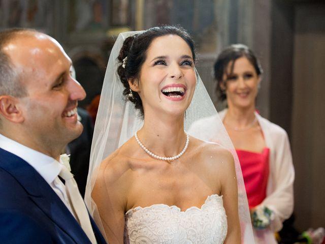 Il matrimonio di Marcello e Elisabetta a Angera, Varese 38