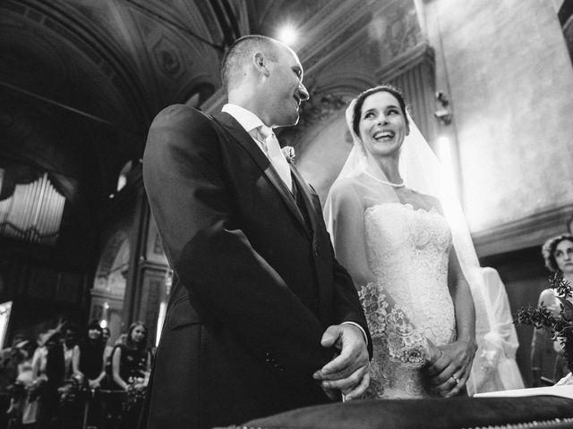 Il matrimonio di Marcello e Elisabetta a Angera, Varese 41