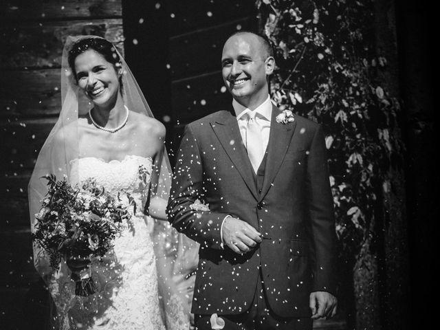 Il matrimonio di Marcello e Elisabetta a Angera, Varese 45