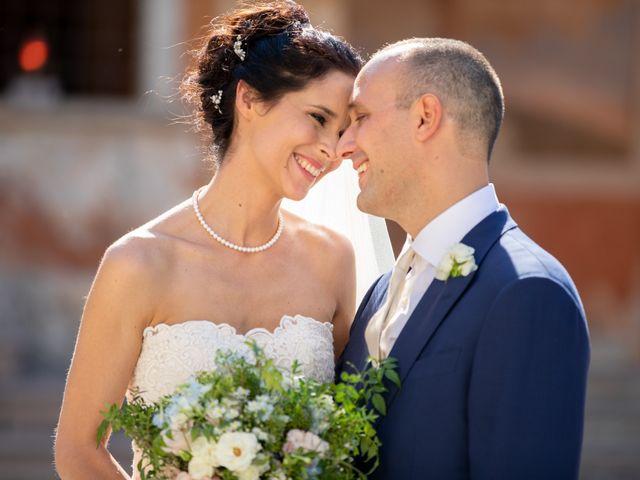 Il matrimonio di Marcello e Elisabetta a Angera, Varese 50