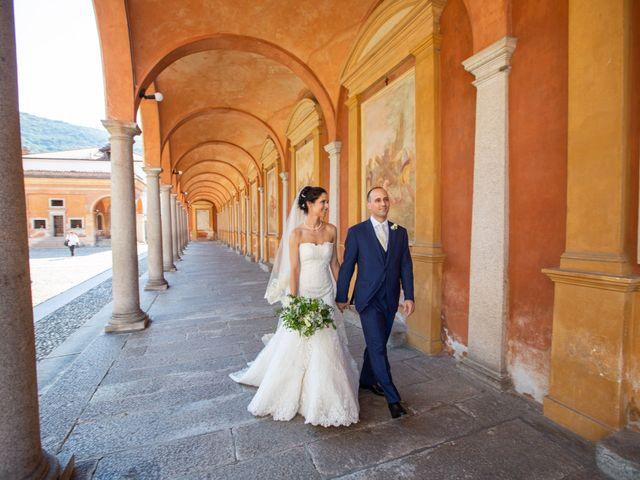 Il matrimonio di Marcello e Elisabetta a Angera, Varese 51