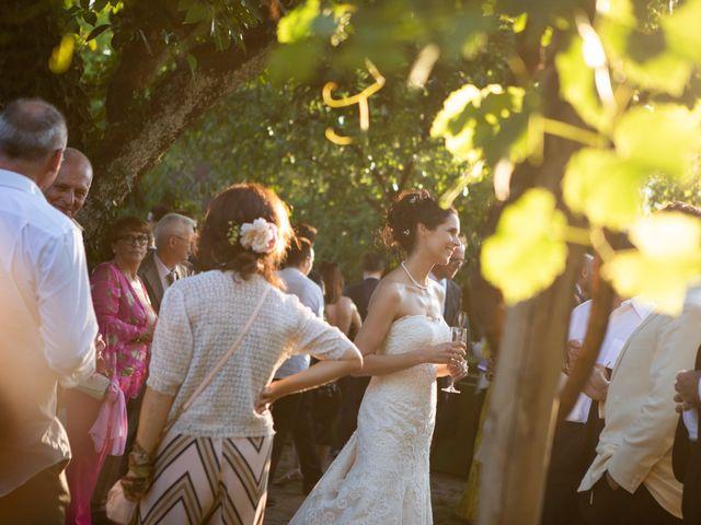 Il matrimonio di Marcello e Elisabetta a Angera, Varese 73