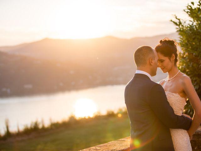 Il matrimonio di Marcello e Elisabetta a Angera, Varese 81