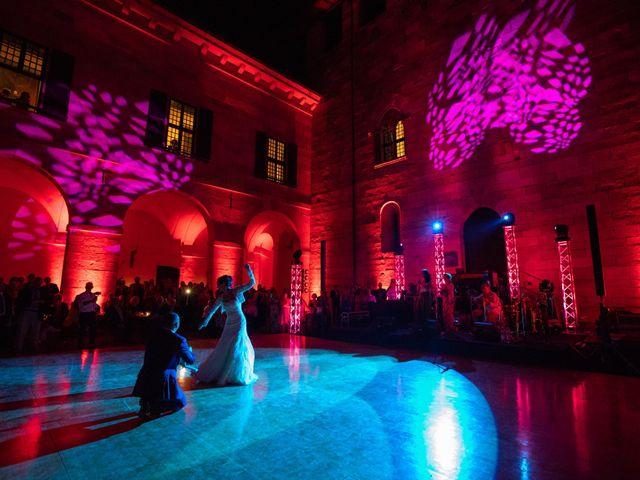 Il matrimonio di Marcello e Elisabetta a Angera, Varese 99