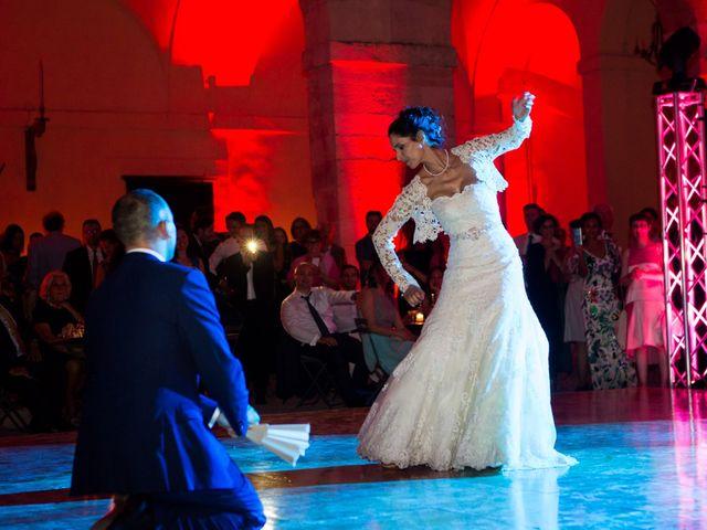 Il matrimonio di Marcello e Elisabetta a Angera, Varese 100