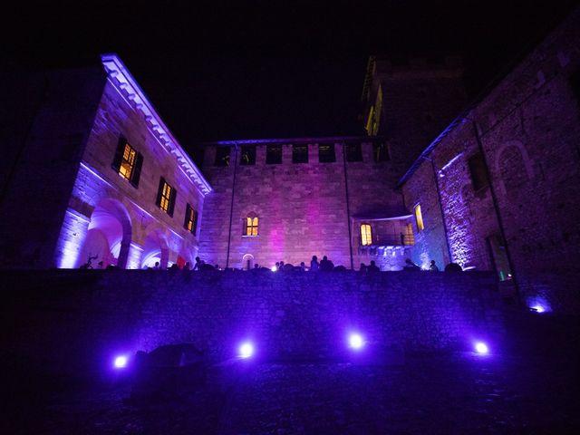 Il matrimonio di Marcello e Elisabetta a Angera, Varese 115