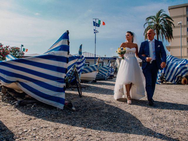 Il matrimonio di Andrea e Morena a Albenga, Savona 9