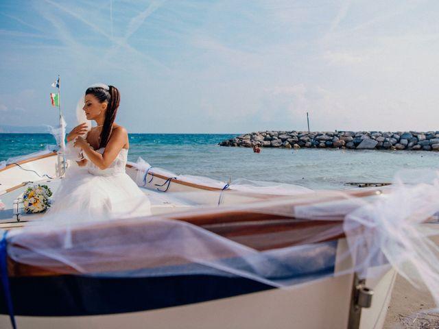 Il matrimonio di Andrea e Morena a Albenga, Savona 10