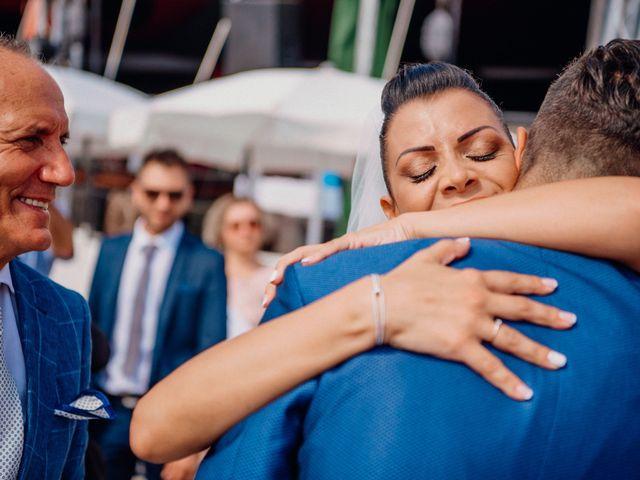 Il matrimonio di Andrea e Morena a Albenga, Savona 12