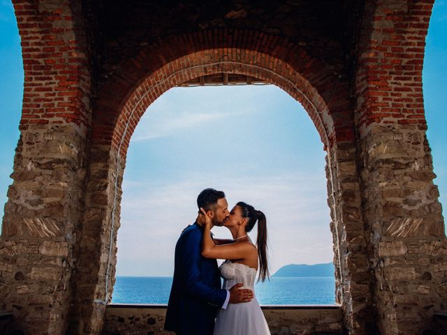 Il matrimonio di Andrea e Morena a Albenga, Savona 22