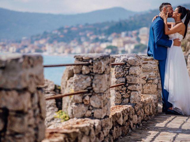Il matrimonio di Andrea e Morena a Albenga, Savona 25