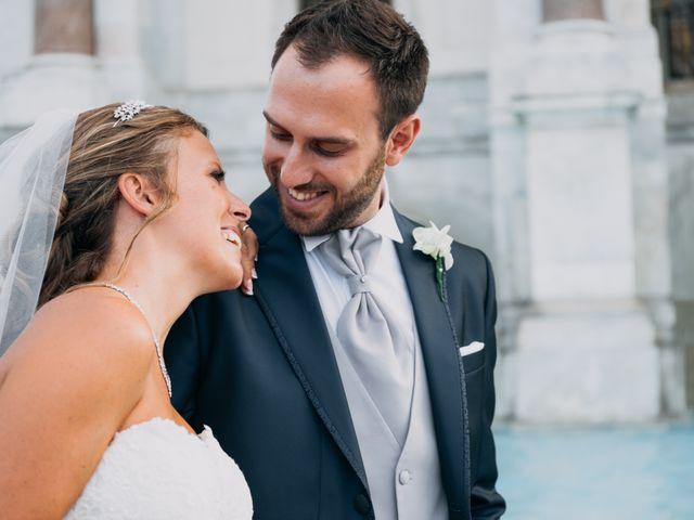 Il matrimonio di Simone e Claudia a Roma, Roma 3