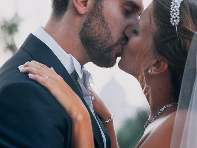 Il matrimonio di Simone e Claudia a Roma, Roma 5