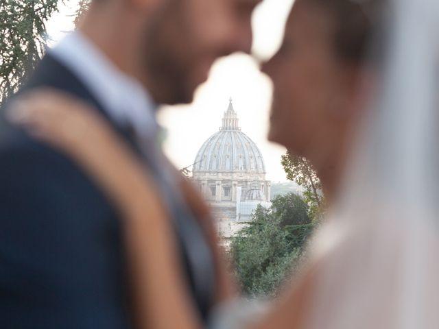 Il matrimonio di Simone e Claudia a Roma, Roma 6