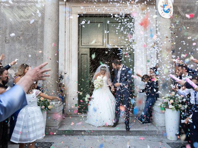Il matrimonio di Simone e Claudia a Roma, Roma 9