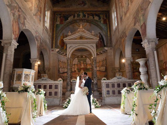 Il matrimonio di Simone e Claudia a Roma, Roma 11