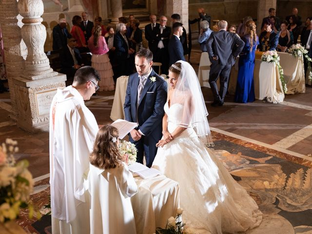 Il matrimonio di Simone e Claudia a Roma, Roma 13