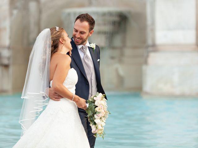 Il matrimonio di Simone e Claudia a Roma, Roma 15