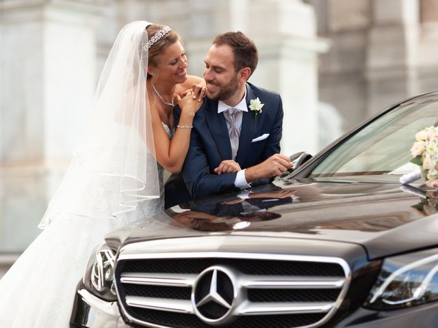 Il matrimonio di Simone e Claudia a Roma, Roma 16