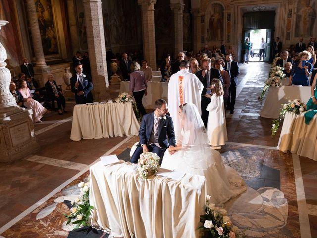Il matrimonio di Simone e Claudia a Roma, Roma 18