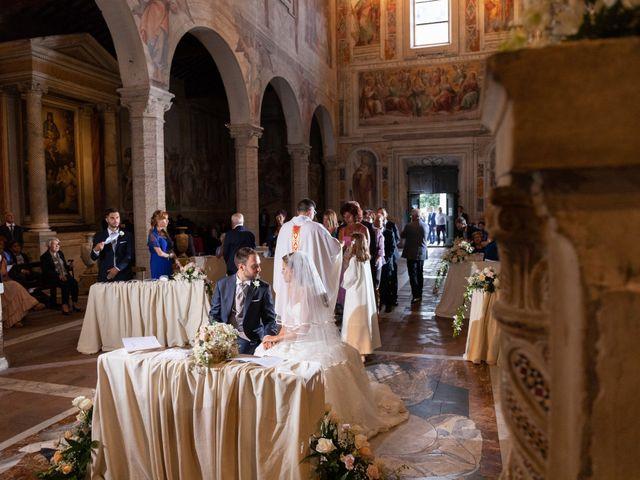 Il matrimonio di Simone e Claudia a Roma, Roma 19