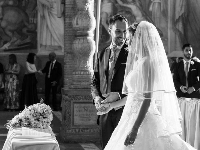 Il matrimonio di Simone e Claudia a Roma, Roma 21