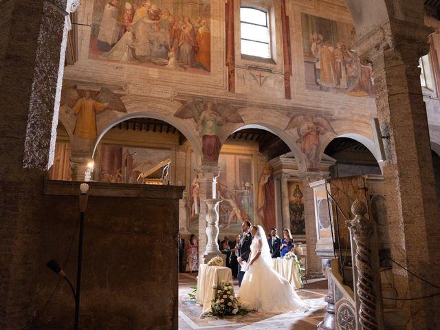 Il matrimonio di Simone e Claudia a Roma, Roma 22