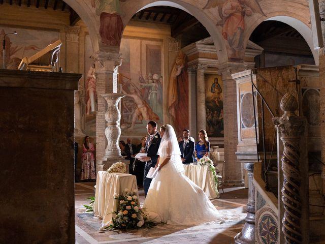 Il matrimonio di Simone e Claudia a Roma, Roma 23