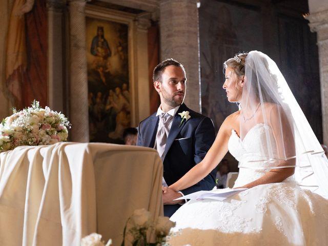 Il matrimonio di Simone e Claudia a Roma, Roma 24