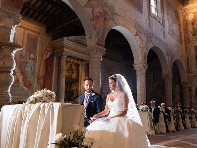 Il matrimonio di Simone e Claudia a Roma, Roma 25