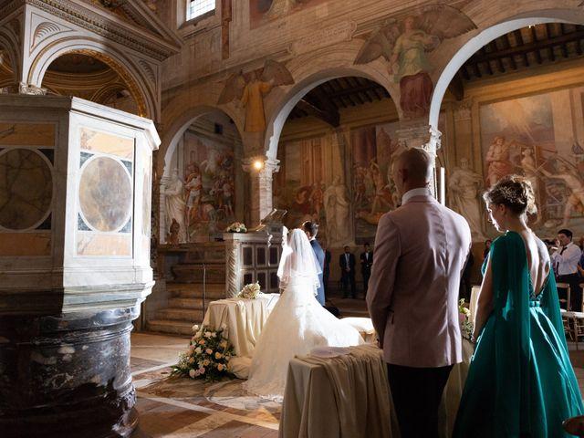 Il matrimonio di Simone e Claudia a Roma, Roma 26