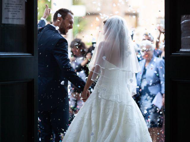 Il matrimonio di Simone e Claudia a Roma, Roma 30