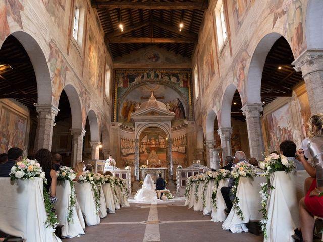 Il matrimonio di Simone e Claudia a Roma, Roma 31