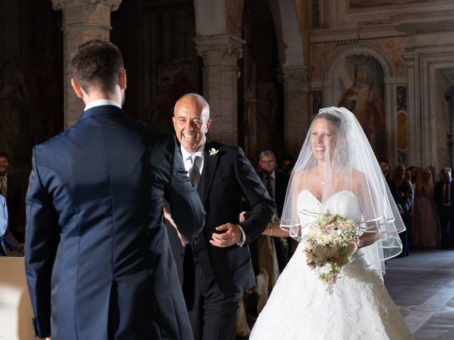 Il matrimonio di Simone e Claudia a Roma, Roma 33
