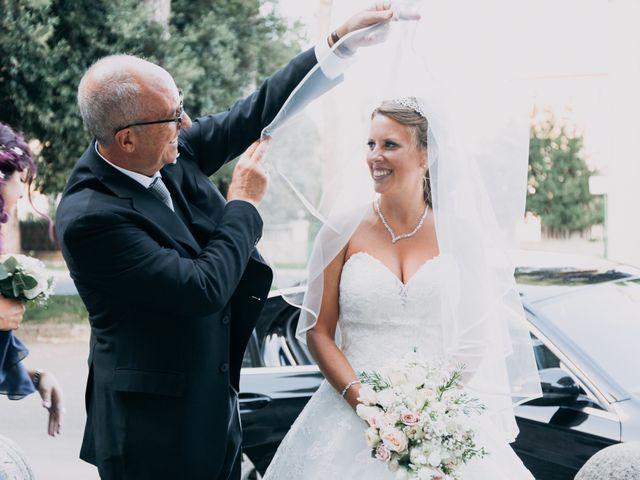 Il matrimonio di Simone e Claudia a Roma, Roma 35