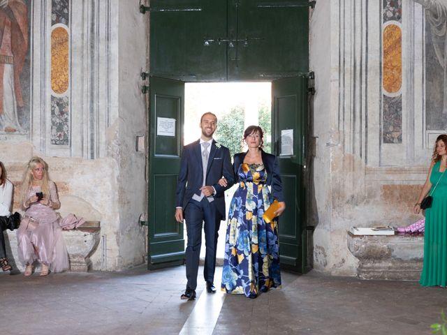 Il matrimonio di Simone e Claudia a Roma, Roma 38