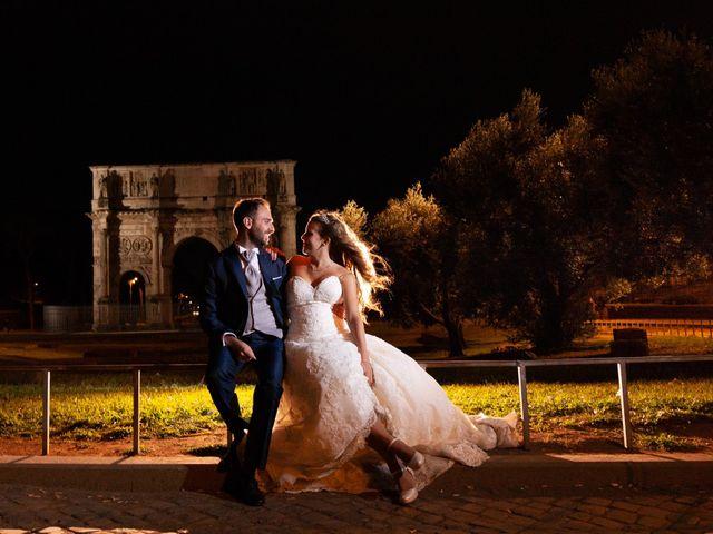 Il matrimonio di Simone e Claudia a Roma, Roma 52