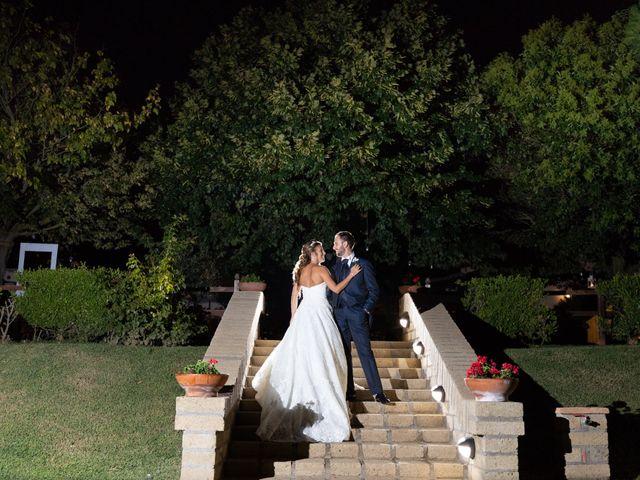 Il matrimonio di Simone e Claudia a Roma, Roma 1