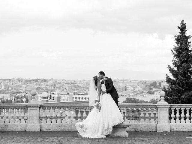 Il matrimonio di Simone e Claudia a Roma, Roma 70