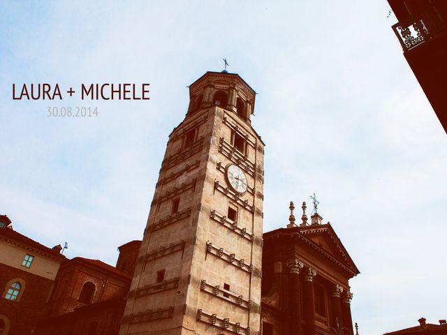 Il matrimonio di Michele e Laura a Novello, Cuneo 2