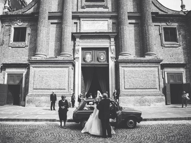 Il matrimonio di Michele e Laura a Novello, Cuneo 16
