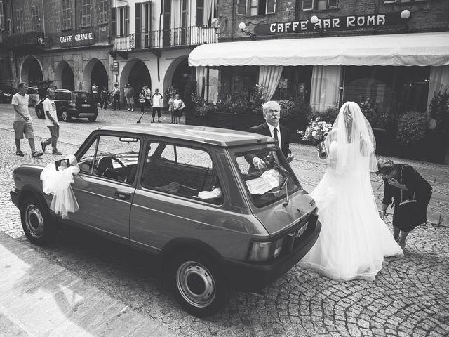 Il matrimonio di Michele e Laura a Novello, Cuneo 17